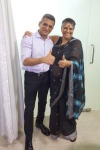 Mrs Shammi Balse - Dr Niraj Vora Review