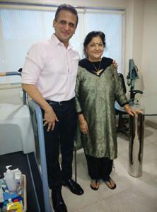 Sudha Malhotra - Dr Niraj Vora Review